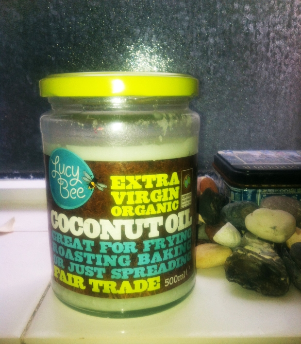 Lucy Bee - Coconut Oil